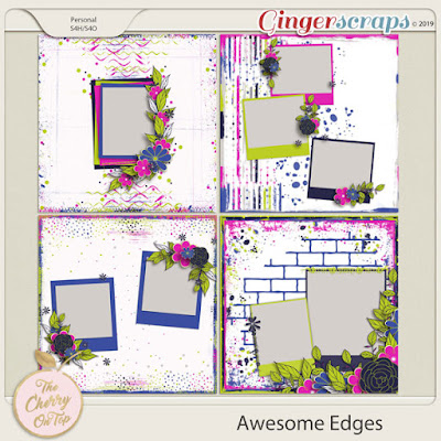 Awesome Edges TEmplates