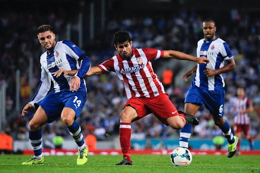 اتلتيكو مدريد وإسبانيول