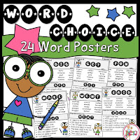 Word Choice Posters