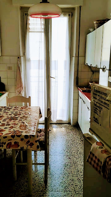 Trilocale Azzano San Paolo, cucina