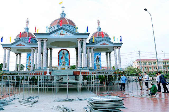 Kiên Lao – chuẩn bị Đại Hội Ơn gọi Giáo phận