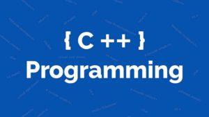C++ Programming