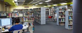 USM Library Study Room-Universiti Sains Malaysia