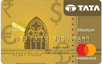 How to apply for TATA Titanium Card ?