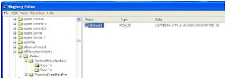 Menambah item copy to dan move to pada popup menu di windows explorer
