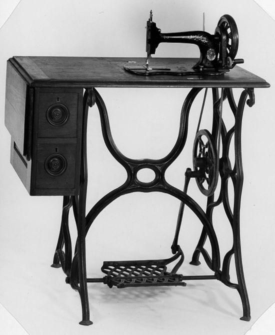 Singer sewing machines, 12K Family model 1865