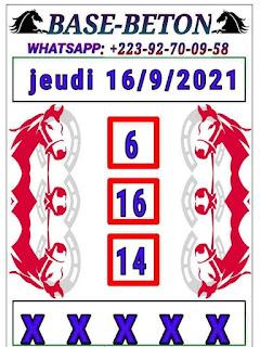Pronostics quinté pmu jeudi Paris-Turf-100 % 16/09/2021