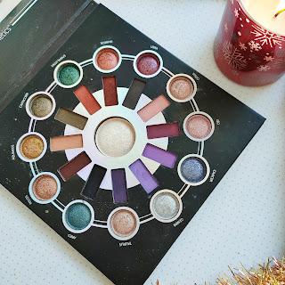 Sección de looks para Navidad: Maquillajes GLAM versión low cost 05