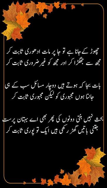 Urdu Shayari Best Urdu Shayari - Latest Urdu Shayari 2020