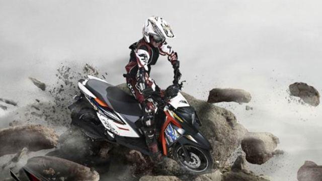 Review Yamaha X-Ride