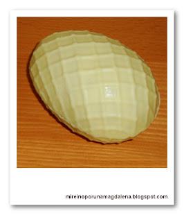 Huevos de chocolate blanco_Especial Pascua I