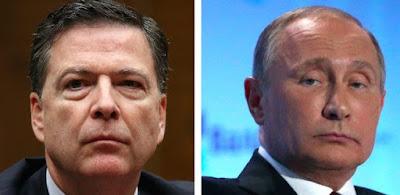 James Comey, Vladimir Putin, News, Political asylum,
