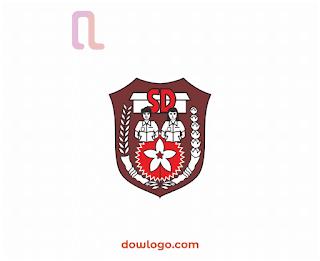 Logo SD (Sekolah Dasar) Vector Format CDR, PNG