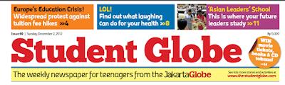 Download Kumpulan Majalah The Jakarta Globe for Student