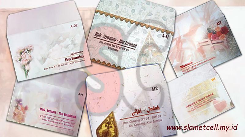 Al-falah Gift envelope
