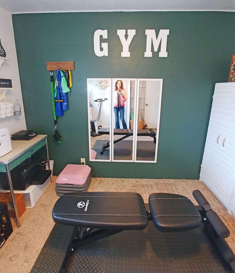 Adding Art to Your Home Gym