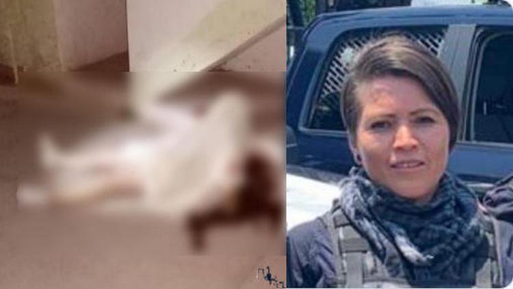 Sicarios disparan a quema ropa y en el rostro a comandante de la policía de Celaya, Gto afuera de su casa