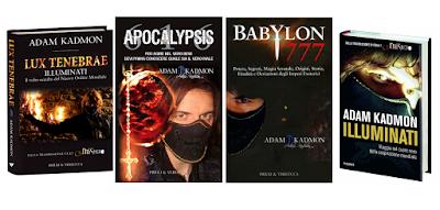 che libri ha scritto adam kadmon?