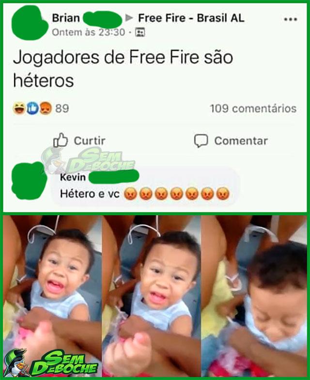 TESTANDO JOGADORES DE FREE FIRE