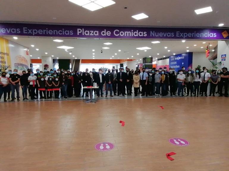 """Centro comercial Plaza San Miguel inaugura su nueva """"Plaza de Comidas"""""""
