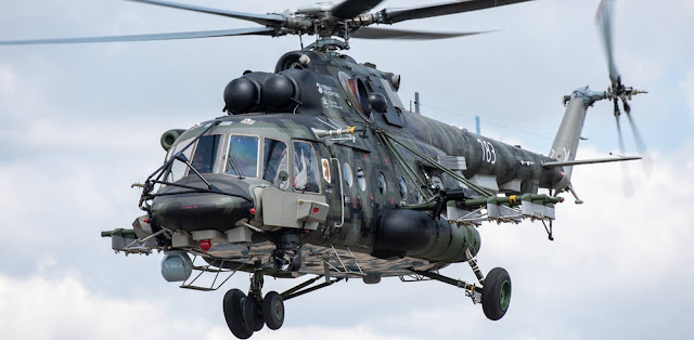 Heavy Lift Helicopter Acquisition Project of the Philippine Air Force