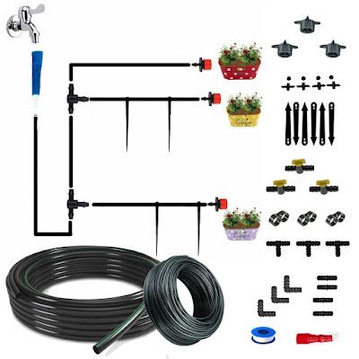 CINAGRO - Drip Irrigation Garden Watering Drip Kit