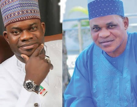 Kogi Election: Yahaya Bello Leads Wada With Over 200,000 Votes After 15 LGs