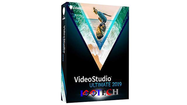 تحميل برنامج Corel VideoStudio Ultimate 2019 كامل مع التفعيل