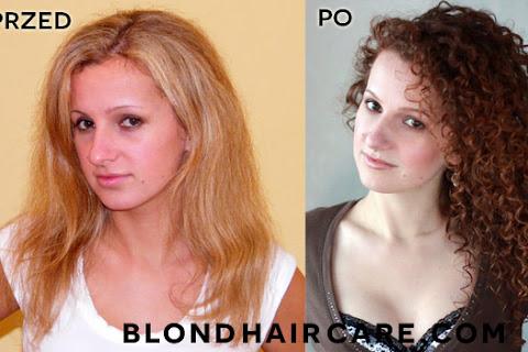 Powrót do naturalnego koloru włosów Agnieszki - czytaj dalej »