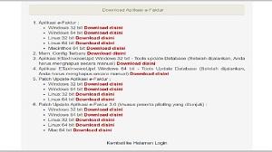 Cara Update e-Faktur 3.0