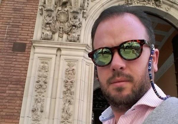 Pablo Baena, Pregonero de la Semana Santa de Jerez 2020