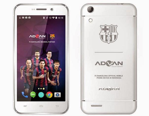 FC Barcelona Fans Advan Barca Tab 7 Review 5 Smartphone