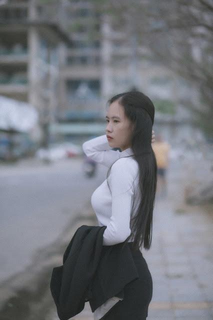 Con đường hàn quốc đà nẵng, con duong han quoc da nang, con đường mùa đông Đà Nẵng