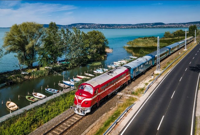 Kétmilliónál is többen utaztak idén nyáron vonattal a Balatonhoz