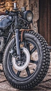 Yamaha Bike Mobile HD Wallpaper