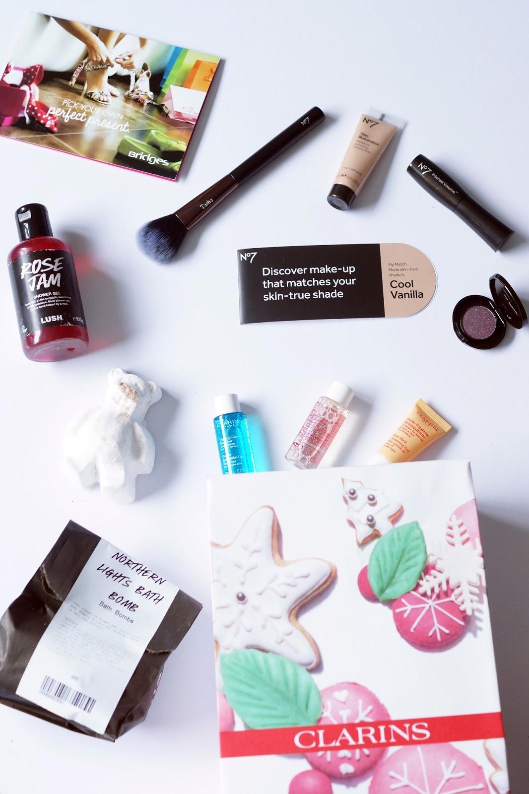 Hello Freckles Beauty The Bridges Sunderland NeBloggers Boots Debenhams Skincare Makeup Shopping
