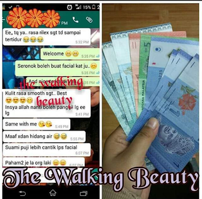 The walking beauty, twb, kursus spa