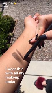 kylie jenner cosmetics lip kit kyliner eyeliner liner