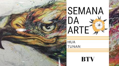 Semana da Arte #28: Hua Tunan