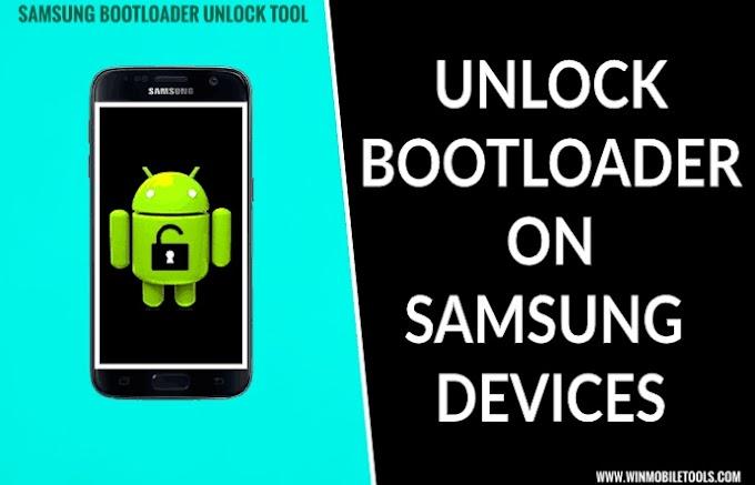 Samsung Bootloader Unlock Tool APK Free Download