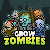Grow Zombie inc – Merge Zombies Mod Apk