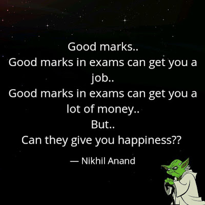 Good Marks Quotes