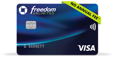 Review: Chase Freedom Unlimited Card [$200 Bonus Cash Back or 20k Bonus Chase Ultimate Rewards Points]