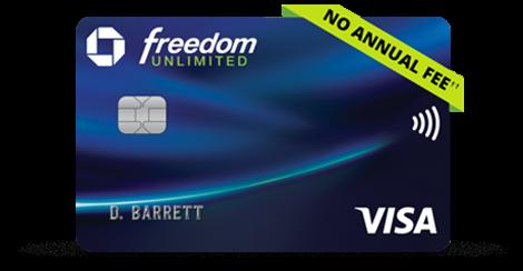 Review Chase Freedom Unlimited Credit Card [$200 Bonus Cash Back or 20k Bonus Chase Ultimate Rewards Points]