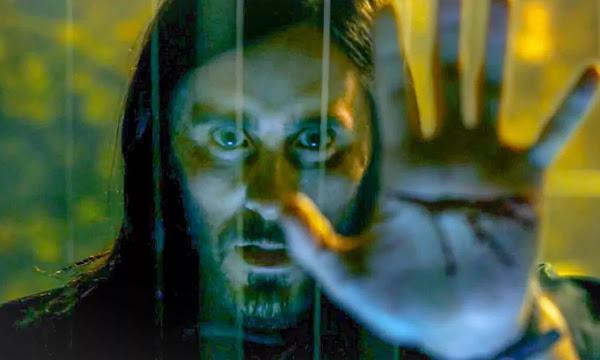 """Jared Leto afirma que 'Morbius' é o tipo de entretenimento """"que todos precisamos agora"""""""