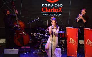 Elizabeth Karayekov Big Band / stereojazz