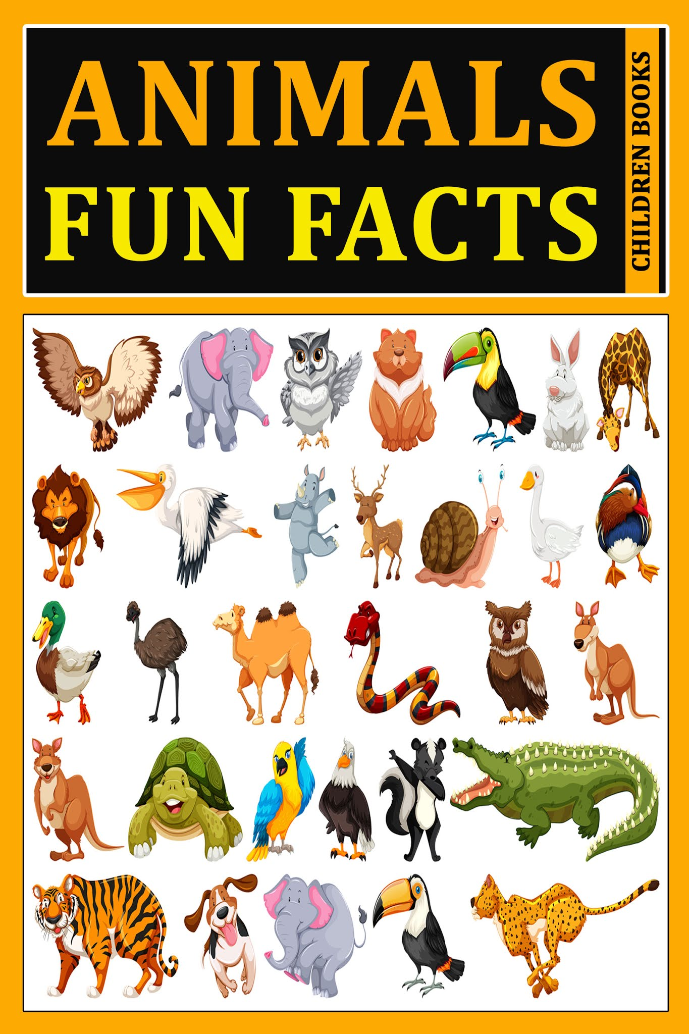Animal Facts Fun For Kids