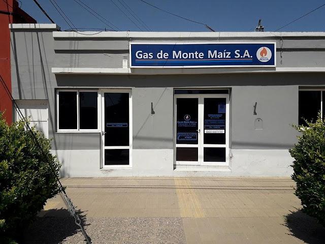 Gas de Monte Maíz, última oportunidad para regularizar deuda de agua