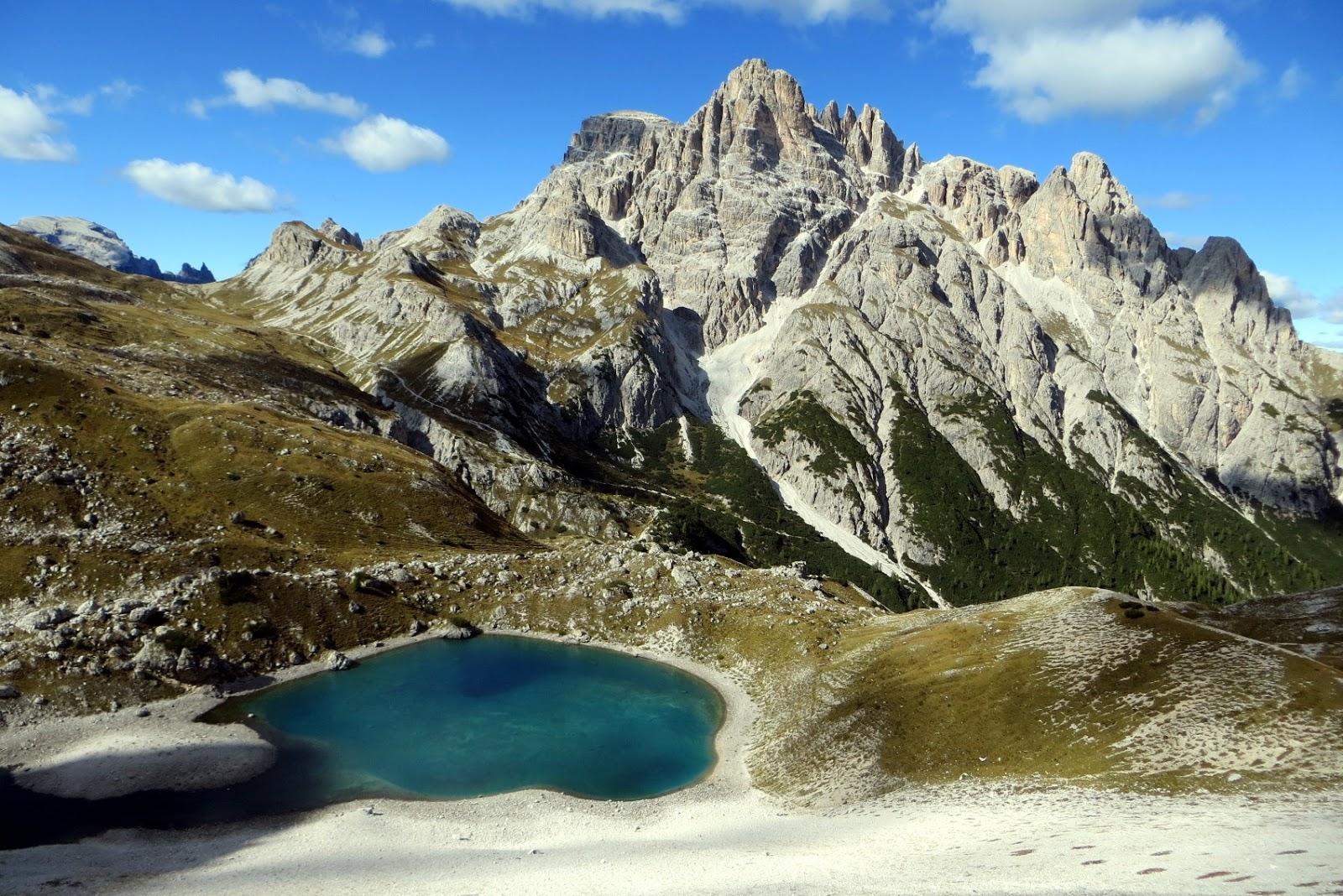 Escursione al monte paterno con rifugio pian di cengia for Piani di progettazione domestica con foto