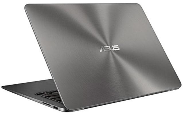 ASUS ZenBook UX430UA-GV362T: diseño ultrabook de solo 14 milímetros